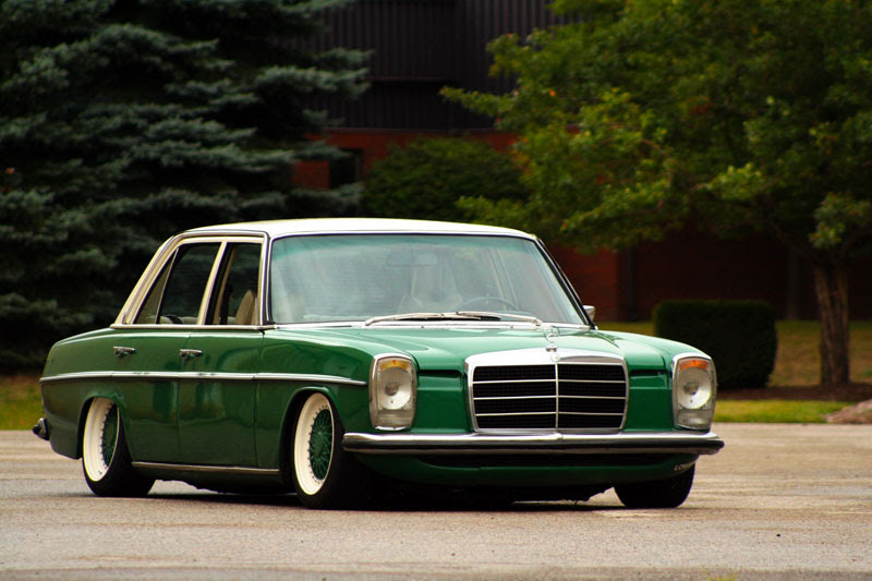 1976 Mercedes-Benz 300D - Information and photos - MOMENTcar