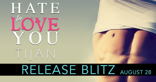Release Day: HATE TO LOVE YOU by Tijan