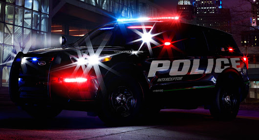 2020 Ford Police Interceptor Utility To Be Offered With Three Engines, Should Be Shared With 2020 Explorer | Carscoops