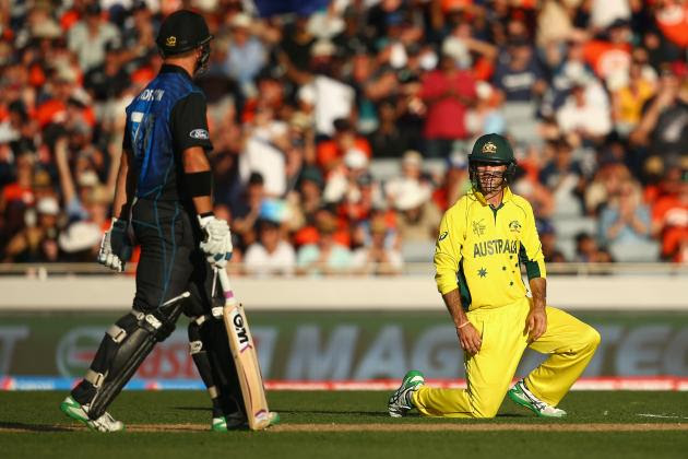 Cricket World Cup 2015 Schedule: New Zealand vs. Australia Fixture Info, Preview