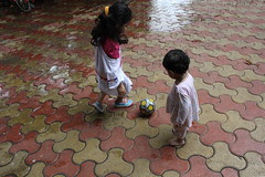 Football Marathon Girls of Bandra by firoze shakir photographerno1