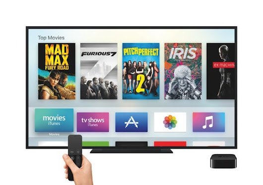 From a hobby to a platform: The Apple TV grows up