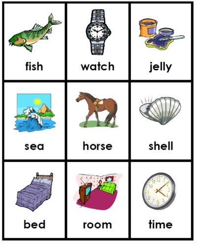 Printable Kindergarten Compound Words For Kids - FOTO ~ IMAGES