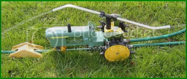 John Deere 4010 Sprinkler Parts : Tractor sprinkler shut off ramp wonder traveling