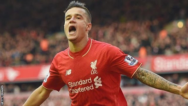 Coutinho Compounds Barcelona Humiliation After He Scores Twice For Bayern