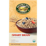 Nature's Path Organic Smart-bran Cereal - Case Of 12 - 10.6 Oz.