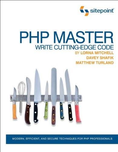 [PDF] PHP Master: Write Cutting Edge Code Free Download
