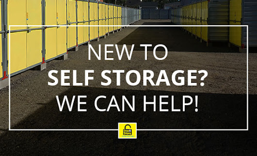 First Time? Self Storage Help | Blog | Stop and Store Penticton