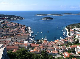 Stadt Hvar