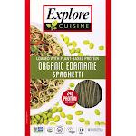 Explore Cuisine Spaghetti, Organic, Edamame - 8 oz