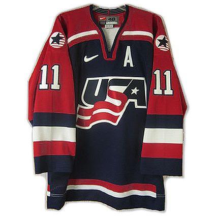 2004 USA F jersey
