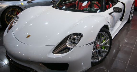 Porsche 918 Spyder 2015 White Red New For Sale Buy Aircrafts