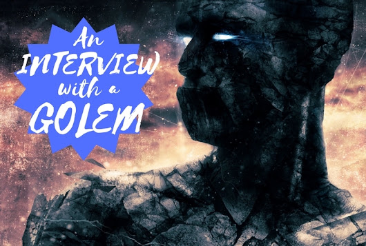 An Interview with a Golem | Ben Galley - Dark Fantasy Author & Self-Publishing Consultant