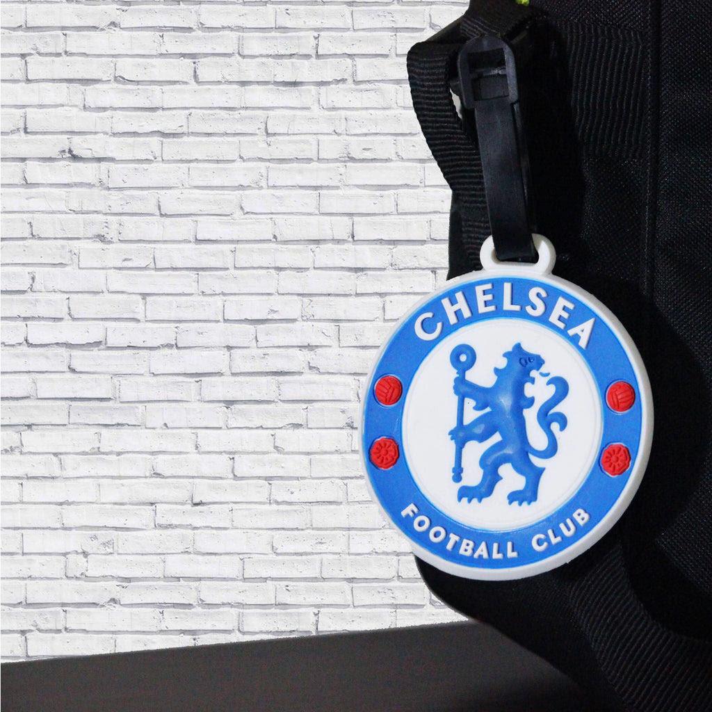 Character Luggage tag Man U, Chelsea, Superman, Man City FC, Liverpool FC