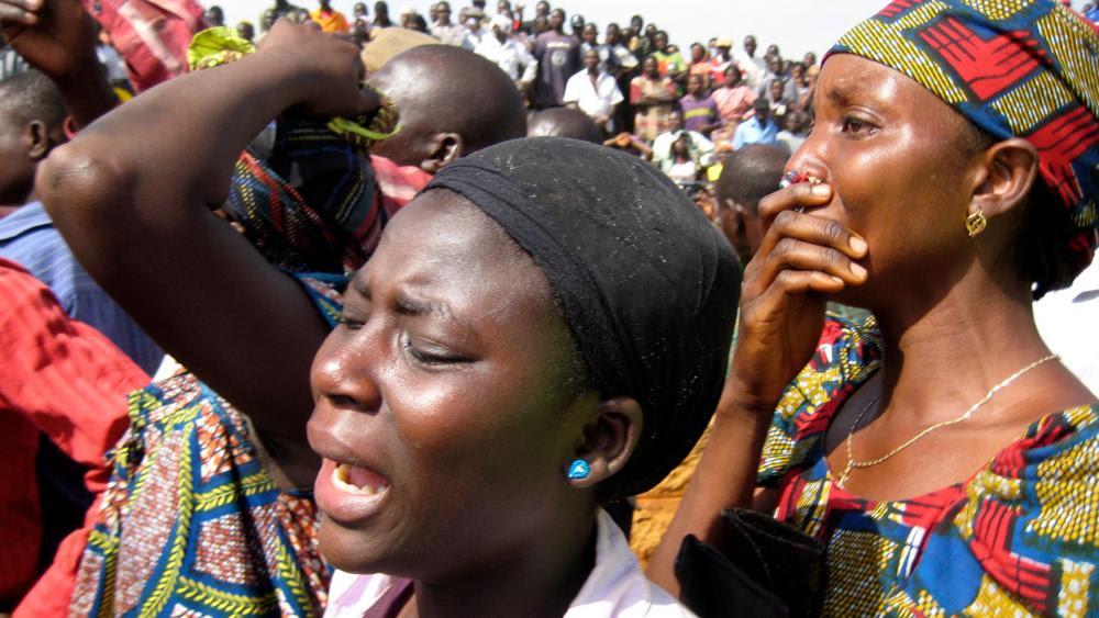 Risultati immagini per nigeria christian genocide