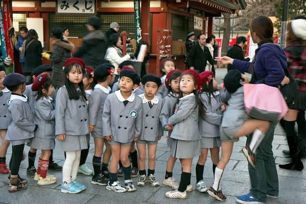 lịch sử đồng phục học sinh việt nam