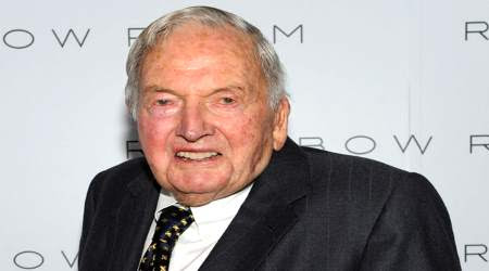 'Ruler of the World' David Rockefeller Dies at 101