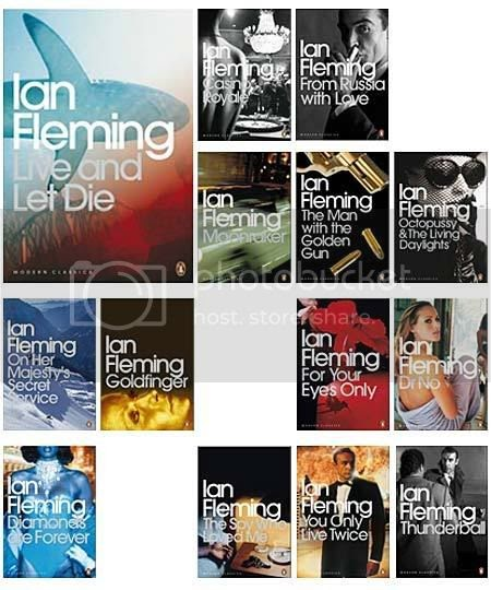 Ian Fleming's Bond Novels