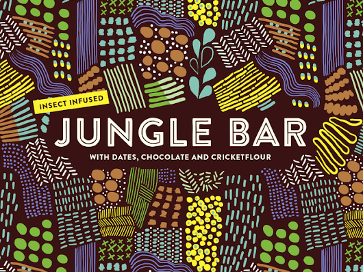 Jungle Bar: The Insect Powered Protein Bar by Crowbar Protein — Kickstarter