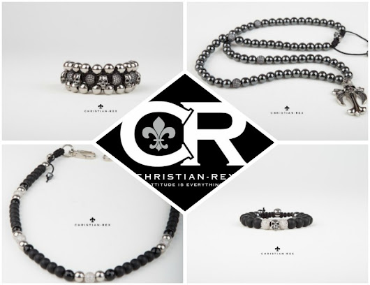 Christian-Rex exclusive new 2018 Jewellery collection