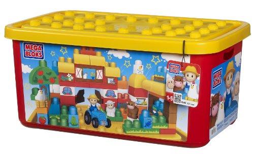 Megabloks Tub Town Large Farm Lego Mega Bloks Addicted