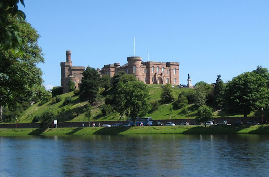 Inverness B&Bs: Bed and Breakfast Accommodation in the Scottish Highlands
