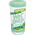 Wet Ones Sensitive Skin Hand Tissue - 40 wipes