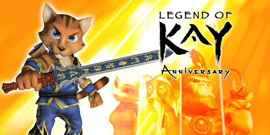 Review: Legend of Kay Anniversary | PSNStores