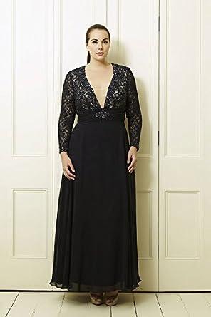 Evening dress uk plus size