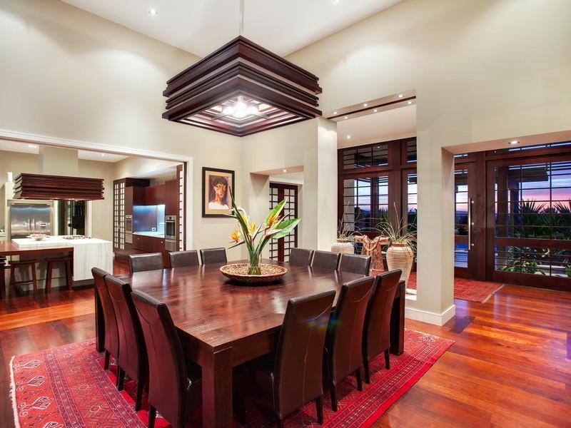 Square Dining Tableinterior Design Ideas