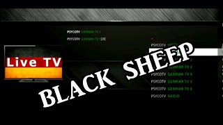 BLACK SHEEP APPLICATION SIMILLAIRE A KODI MODED 2020