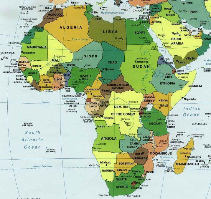 Lespoir Africain Commun Commune Le Blog Del Diablo