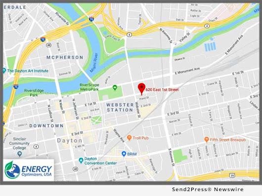 Rapid Business Growth Prompts Energy Optimizers, USA Relocation to Downtown Dayton, Ohio | Send2Press Newswire