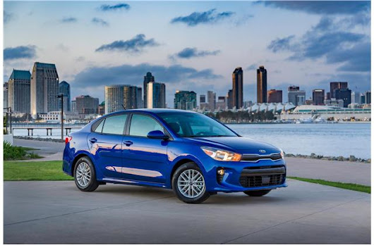All-New 2018 Kia Rio: What You Need to Know | U.S. News & World Report