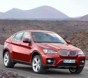 BMW X6 xDrive50i -