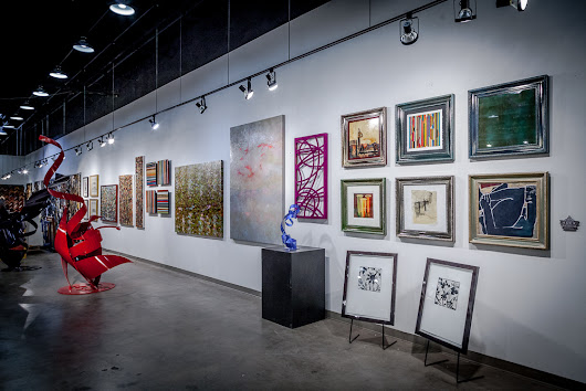 Have you been to the Art Dallas showroom lately?