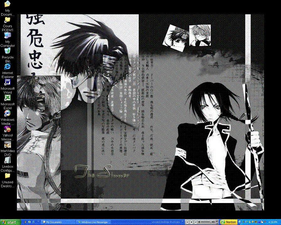 cute anime guys wallpaper