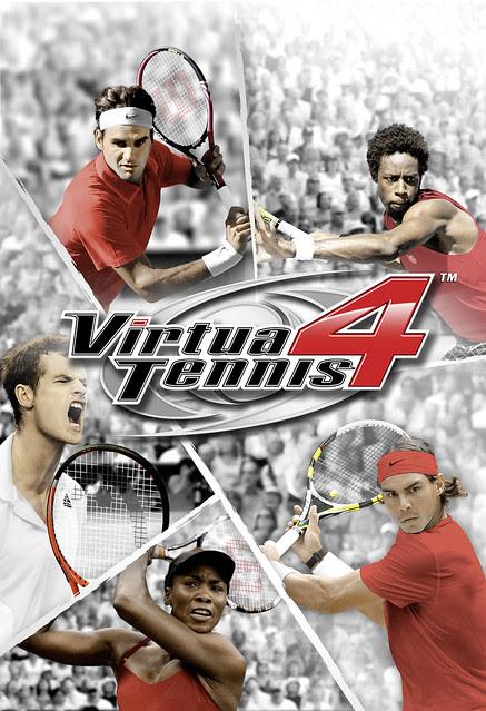 Virtua Tennis 4 NGP