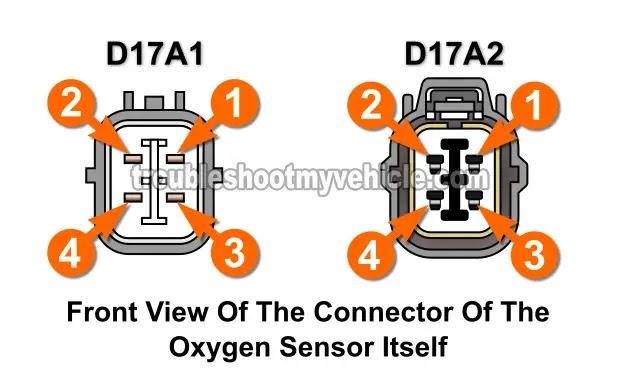 2005 Honda Odyssey Oxygen Sensor Wiring Diagram