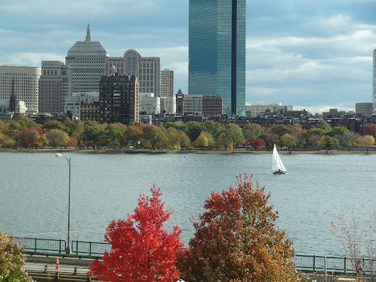 Boston across the Charles