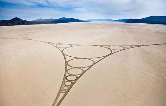 Εξωπραγματική τέχνη σε παραλίες από τον Jim Denevan (7)