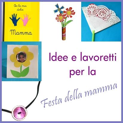 Lavoretti Per La Festa Della Mamma