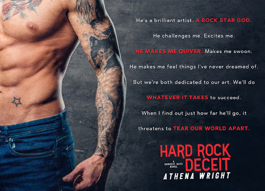 Xpresso Book Tours : Hard Rock Deceit by Athena Wright