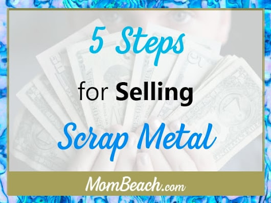 Scrap Yard Near Me: 5 Steps to Get More Money For Metal - Mom Beach