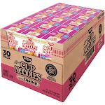 Nissin Shrimp Cup Noodles (2.25 oz., 30 Cups)