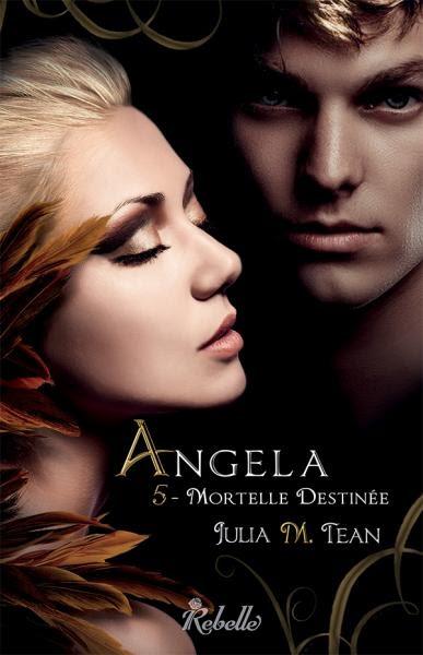 Couverture Angela, tome 5 : Mortelle destinée
