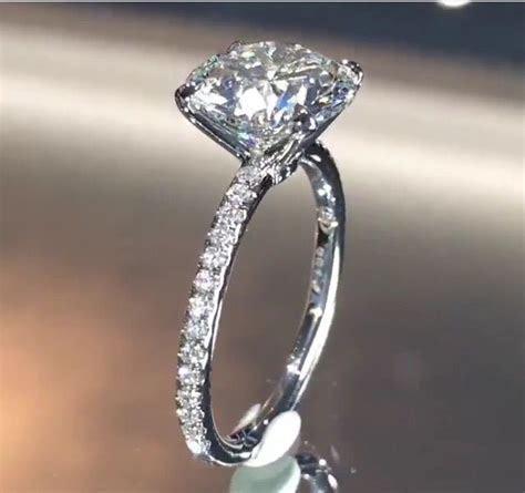 Engagement Rings LaurenB  3 carat round brilliant