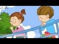 Học tiếng anh giao tiếp cơ b���n qua phim hoạt hình  (phần 1) |namdaik