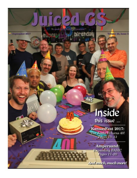 Enjoy Juiced.GS Volume 22, Issue 3 (September 2017) | Juiced.GS