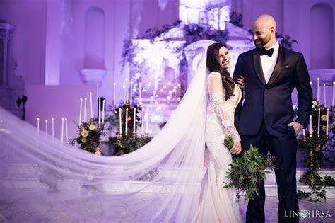 Vibiana Los Angeles Wedding   Lindzey & Marc